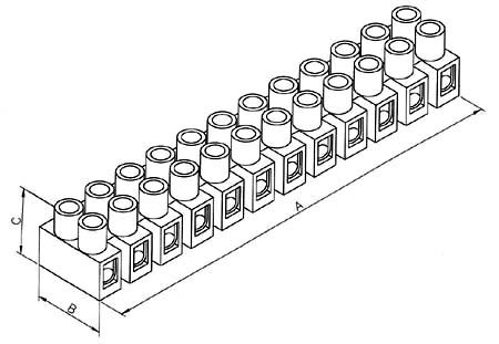 Terminal Blocks | ADIWIRE.COM Electrical Wire, Bonded Wire ...